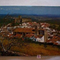 Postales: POSTAL DE SEGURA DE LEON (BADAJOZ) - VISTA PARCIAL (CIRCULADA 22 SEP 1972, SIN SELLO). Lote 110342634