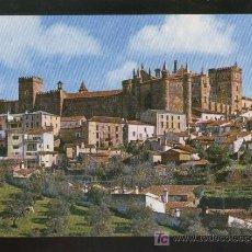 Postales: GUADALUPE, VISTA GENERAL DEL MONASTERIO 1970. Lote 5019339