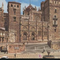Postales: PORTICO GUADALUPE, CACERES, 1980. Lote 5145063