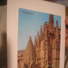 Postales: POSTAL DE PLASENCIA CATEDRAL TORRE DE MELON Nº 2006. Lote 5738445