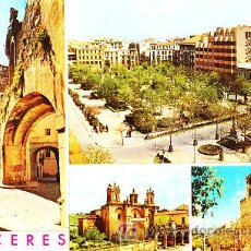 Postales: POSTAL DE CACERES Nº2028, VISTAS VARIAS. Lote 7417155