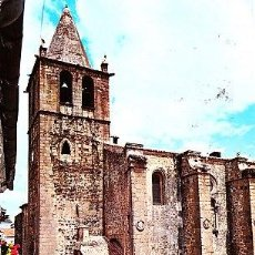 Postales: POSTAL DE CACERES Nº67, IGLESIA DE SANTIAGO EL MAYOR. Lote 7417174
