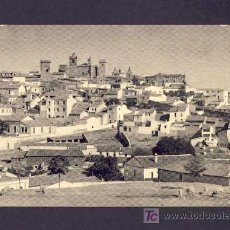 Postales: POSTAL DE CACERES: PARTE ANTIGUA (ED.HOTEL ALVAREZ NUM.1). Lote 7629593