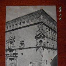Postales: TRUJILLO - PALACIO DE S. CARLOS. Lote 8114427