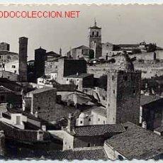 Cartes Postales: CACERES, TRUJILLO. TORRE DEL ALFILER Y VISTA PARCIAL. EDICIONES M. ARRIBAS Nº 55. Lote 11711193