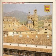 Postales: PARADOR ZURBARÁN. GUADALUPE, CÁCERES.. Lote 3438341