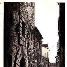 Postales: POSTAL DE CACERES Nº 47 CASA DE PAREDES SAAVEDRA. Lote 10989957