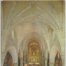 Postales: TARJETA POSTAL DE OLIVENZA INTERIOR DE SANTA MARIA MAGDALENA BADAJOZ. Lote 11524912