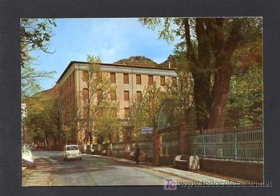 Banos De Montemayor Balneario Y Gran Hotel Comprar Postales De