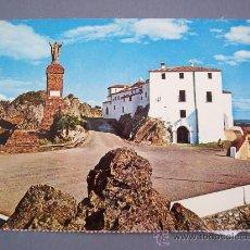 Postales: POSTAL DE CACERES - SANTUARIO DE LA MONTAÑA (FARDI MOD 136, SIN CIRCULAR). Lote 14520632