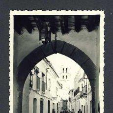 Postales: POSTAL DE ZAFRA (BADAJOZ): CALLE JEREZ (ED.ARRIBAS NNUM.42). Lote 14952462