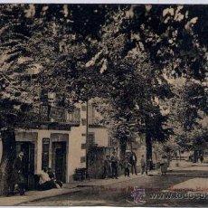 Postales: BAÑOS DE MONTEMAYOR(CÁCERES).-HERMOSO HOTEL COMERCIO. Lote 15162551