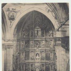 Postales: MONASTERIO DE GUADALUPE. EL ALTAR MAYOR.. Lote 15674889