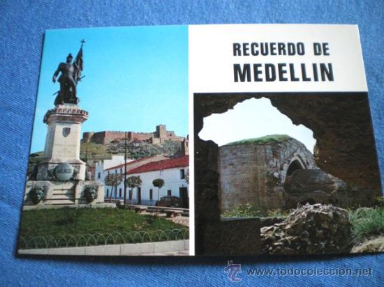 monumentos de medellin badajoz
