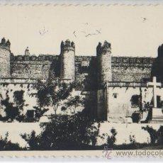 Postales: TARJETA POSTAL DE ZAFRA CASTILLO DE LOS DUQUES DE MEDINACELI BADAJOZ. Lote 16899104