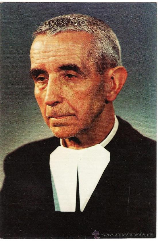 MONTEMOLIN.- BADAJOZ.- HERMANO ADOLFO, EL APOSTOL DE MONTEMOLIN.- SIN EDITOR.- AÑOS SETENTA.- (Postales - España - Extremadura Moderna (desde 1940))