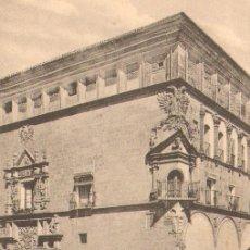 Postales: POSTAL ANTIGUA DE TRUJILLO. PALACIO DEL DUQUE DE S. CARLOS. P-EXT-008. Lote 21951167