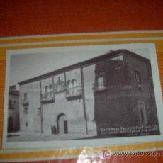 Postales: POSTAL DE CÁCERES, PALACIO BLAQUEZ DE MAYORAZGO, EXTREMADURA RECUERDOS GRÁFICOS DE UN SIGLO . Lote 19103796