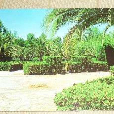 Postales: POSTAL DON BENITO-BADAJOZ-PARQUE. Lote 20057892