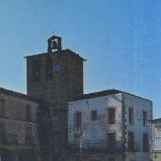 Cartes Postales: POSTAL DE EXTREMADURA MARTIN DE TREVEJO Nº 3 PLAZA MAYOR P-EXT-037. Lote 23401204