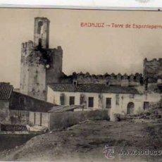 Postales: BADAJOZ.TORRE DE ESPANTAPERROS. EDITOR V. RODRIGUEZ. SIN CIRCULAR.. Lote 23981373