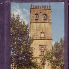 Postales: BADAJOZ - TORRE DE LA CATEDRAL - EDICIONES A.D. Nº 1 . Lote 26470443