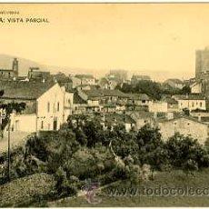 Postales: PLASENCIA (CÁCERES).- VISTA PARCIAL.- HAUSER Y MENET PARA PAPELERIAS HONTIVEROS.. Lote 50319946