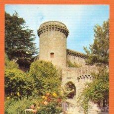 Postales: JARANDILLA DE LA VERA - CACERES - PARADOR CARLOS V - JARDINES Y ALMENAS - Nº 1601 BEASCOA 1975. Lote 27266022