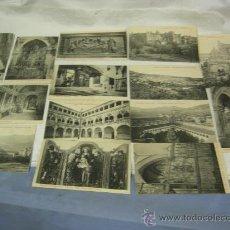 Postales: 14 POSTALES DE NTRA. SRA. DE GUADALUPE Y MONASTERIO - VER FOTOS. . Lote 27402390