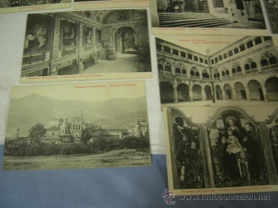 Postales: 14 POSTALES DE NTRA. SRA. DE GUADALUPE Y MONASTERIO - VER FOTOS. - Foto 4 - 27402390