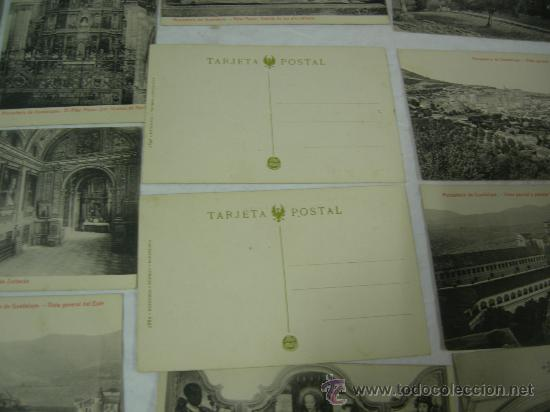 Postales: 14 POSTALES DE NTRA. SRA. DE GUADALUPE Y MONASTERIO - VER FOTOS. - Foto 6 - 27402390