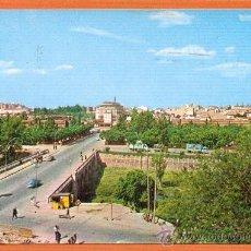 Postales: BADAJOZ - PUENTE SOBRE EL RIO RIVILLA Y VISTA PARCIAL - Nº 13 ED. RAKER - AÑO 1970. Lote 27644171