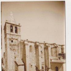 Postales: CACERES IGLESIA DE SANTIAGO. Lote 28001421