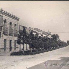 Postales: DON BENITO (BADAJOZ).- AVENIDA DEL GENERALISIMO FRANCO. Lote 28086193