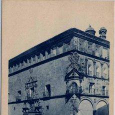 Postales: TRUJILLO (CÁCERES).- PALACIO DEL DUQUE DE SAN CARLOS. Lote 28423352