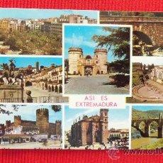 Cartoline: EXTREMADURA - VARIAS VISTAS. Lote 28825970