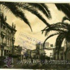 Postales: ALMENDRALEJO (BADAJOZ).- CÍRCULO MERCANTIL Y GENERAL PRIMO DE RIVERA.- EDIC. ARRIBAS Nº 11.- . Lote 29151866