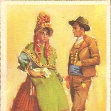Postales: CACERES - TRAJES TIPICOS ESPAÑOLES ANTIGUA POSTAL FOTOGRABADO DE FUSER ARTIGAS LAIETANA . Lote 29164075