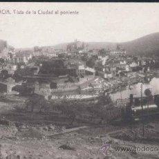 Postales: PLASENCIA (CÁCERES).- VISTA DE LA CIUDAD AL PONIENTE. Lote 29741452