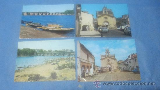 LOTE DE 55 POSTAL POSTALES POSTAL DE BADAJOZ COLOR (Postales - España - Extremadura Moderna (desde 1940))