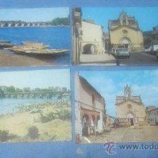 Postales: LOTE DE 55 POSTAL POSTALES POSTAL DE BADAJOZ COLOR. Lote 30351030