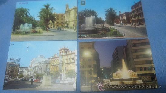Postales: LOTE DE 55 POSTAL POSTALES POSTAL DE BADAJOZ COLOR - Foto 12 - 30351030