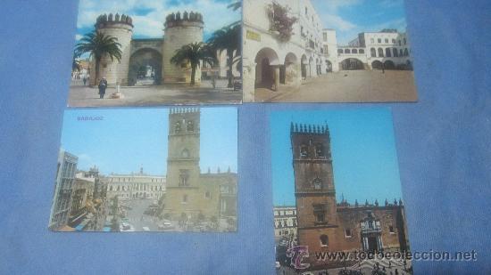 Postales: LOTE DE 55 POSTAL POSTALES POSTAL DE BADAJOZ COLOR - Foto 8 - 30351030
