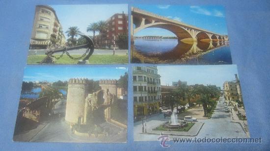 Postales: LOTE DE 55 POSTAL POSTALES POSTAL DE BADAJOZ COLOR - Foto 7 - 30351030