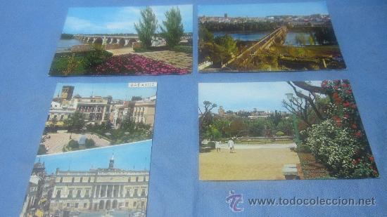 Postales: LOTE DE 55 POSTAL POSTALES POSTAL DE BADAJOZ COLOR - Foto 13 - 30351030