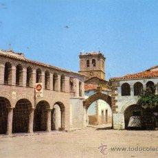Postales: CACERES - GARROVILLAS - PLAZA DE LOS TOROS. Lote 30884762