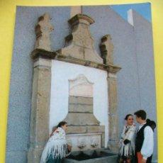Postales: POSTAL DE NAVALMORAL DE LA MATA, CÁCERES, EXTREMADURA. AÑO 1993. CAÑOS VIEJOS. 393. . Lote 31608807