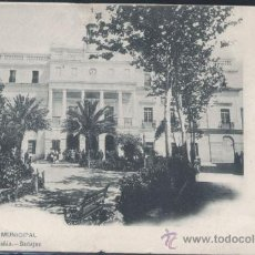 Postales: BADAJOZ.- PALACIO MUNICIPAL. Lote 31677507