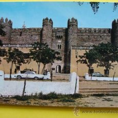 Postales: POSTAL DE ZAFRA, BADAJOZ, EXTREMADURA. AÑO 1969. PARADOR TURISMO HERNÁN CORTÉS 116. . Lote 31746053