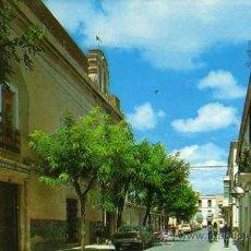 Postales: OLIVENZA Nº 1 BADAJOZ CALLE CARIDAD SUCESOR DE MARTINEZ RENGIFO ESCRITA CIRCULADA SELLO 1977. Lote 31871906